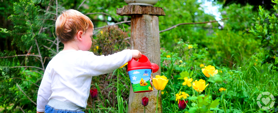 How to raise earth-friendly kids | ecogreenlove