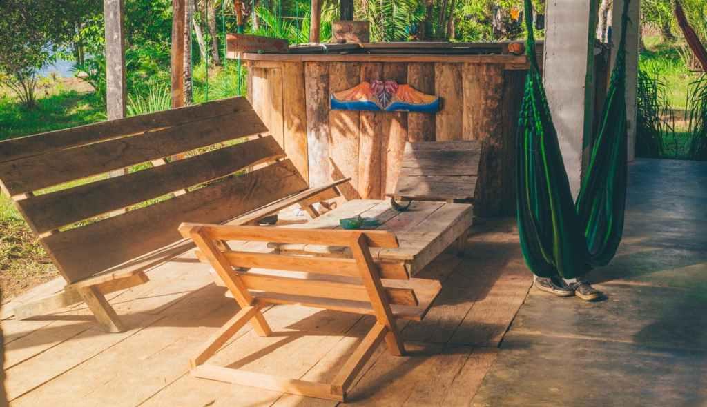 DIY Eco-Friendly Backyard   ecogreenlove