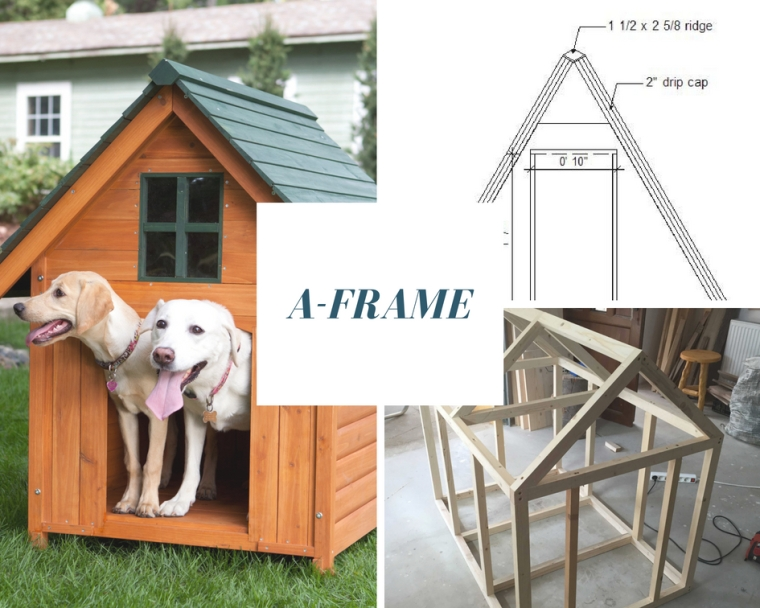 DIY Dog House Project: a roof over your woofs head – ecogreenlove