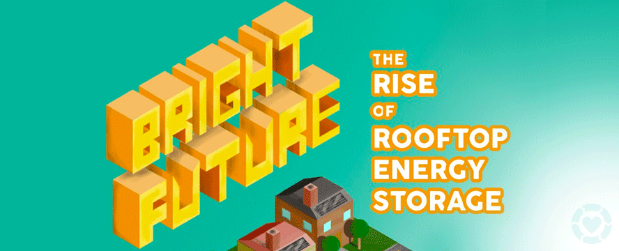 Rooftop Energy Storage [Infographic] | ecogreenlove