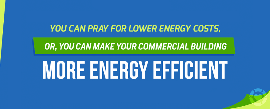 Make your Commercial Building more Energy Efficient [Infographic] | ecogreenlove