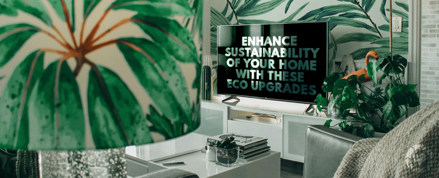 Enhance Sustainability of your Home with these Eco Upgrades | ecogreenlove