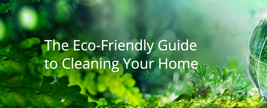 The Eco-Friendly Guide to Cleaning your Home [Infographic] | ecogreenlove