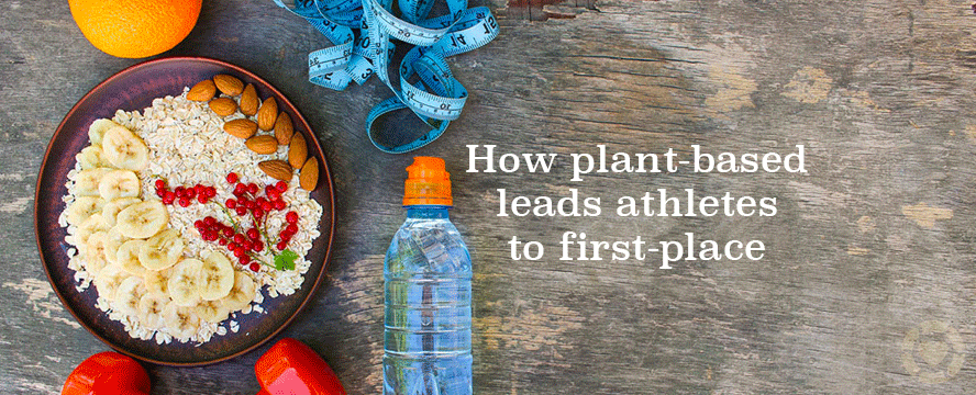 Sports and Vegan Athletes [Infographic] | ecogreenlove
