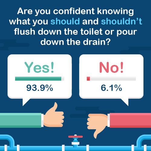 What the Flush! [Infographics] | ecogreenlove