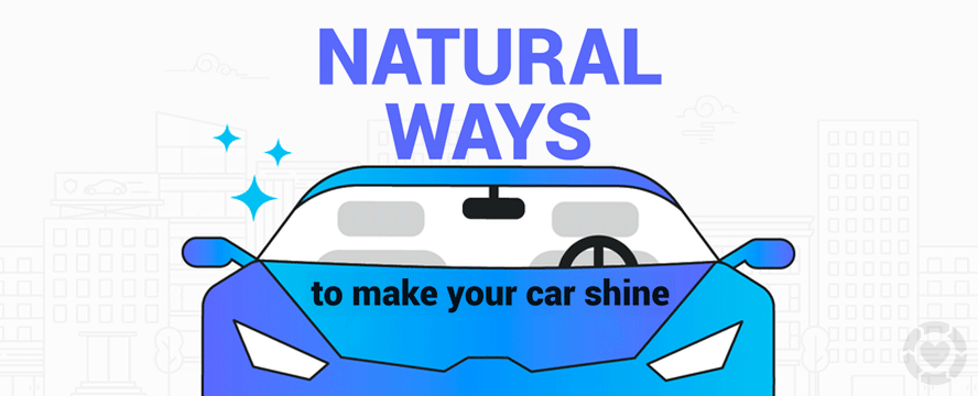 Natural Car Cleaning Hacks [Infographic] | ecogreenlove