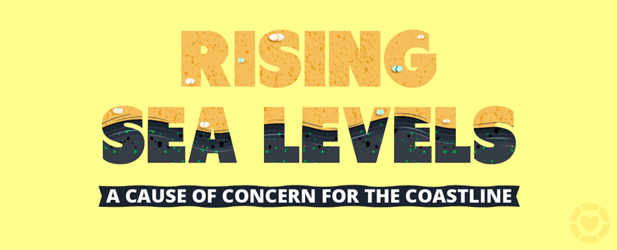 Rising Sea Levels [Infographic] | ecogreenlove