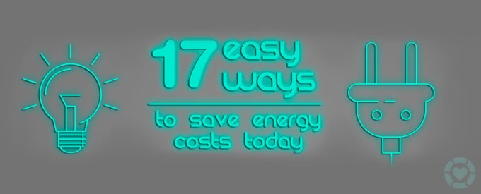 Easy Ways to Save on Energy Costs [Infographic] | ecogreenlove