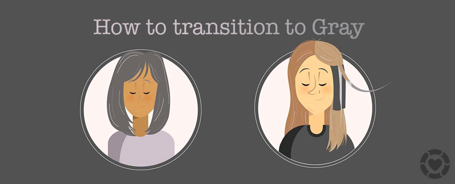 How to transition to Gray and embrace it [Infographic] | ecogreenlove