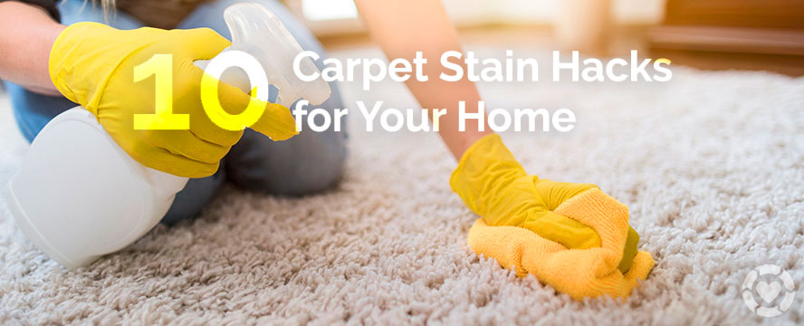 Stain Removal Hacks [Infographic] | ecogreenlove