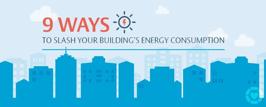 Ways to slash your Building Energy Consumption [Infographic]   ecogreenlove