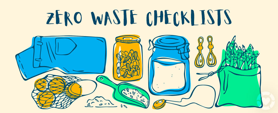 Zero Waste [Checklists] | ecogreenlove