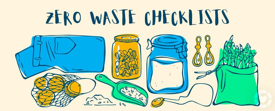 Zero Waste [Checklists] | ecogreenlove