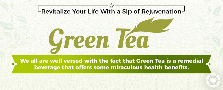 It's all about Green Tea [Infographic] | ecogreenlove