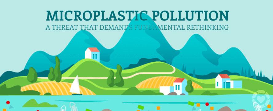 Microplastics threaten our Environment [Infographic] | ecogreenlove