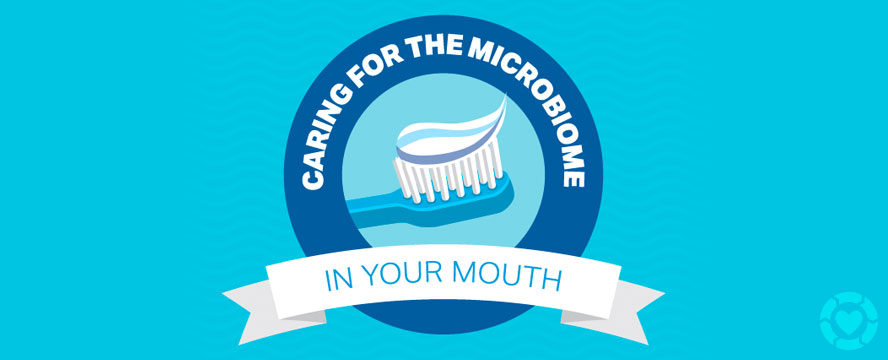 Microbiome & Oral Health Tips [Visual] | ecogreenlove