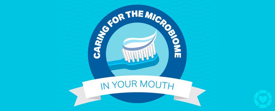 Microbiome & Oral Health Tips [Visual] | ecogreenlove