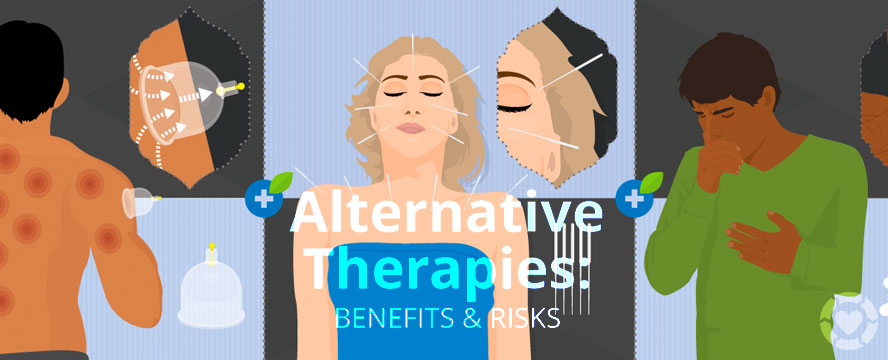Alternative Therapies [Infographic]