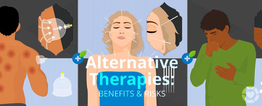 Alternative Therapies [Infographic] | ecogreenlove