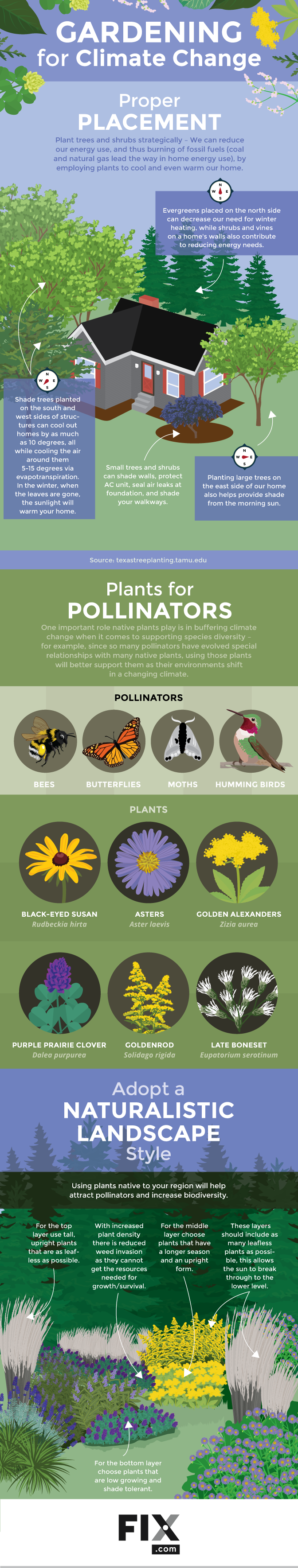 Gardening for Climate Change [Visual] | ecogreenlove