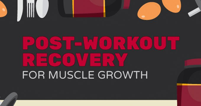Post-Workout Recovery for Muscle Growth [Visual]   ecogreenlove