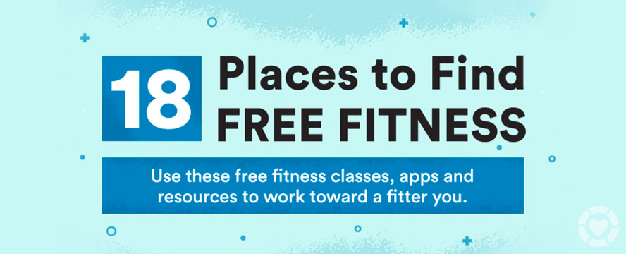 Ways to get a Free Workout [Visual] | ecogreenlove