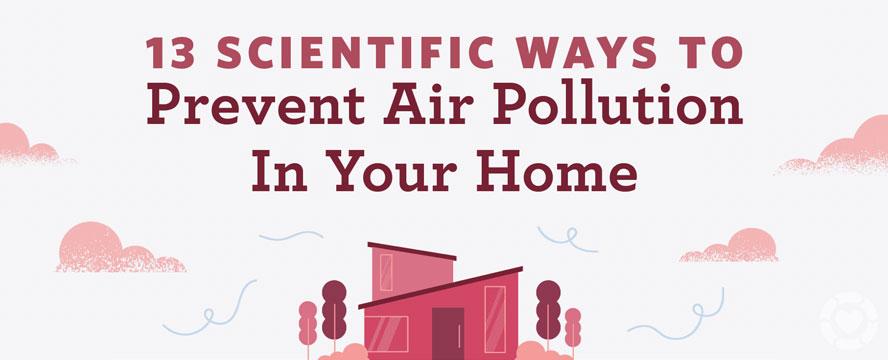 Ways to Breath easier Indoors [Infographic] | ecogreenlove