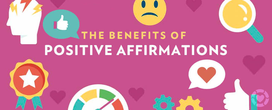 Benefits of Positive Affirmations [Visual]