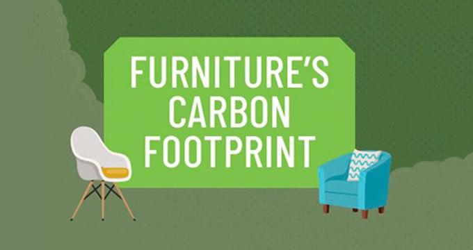 Furniture's Carbon Footprint [Visual + Upcycling Ideas] | ecogreenlove