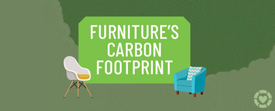 Furniture's Carbon Footprint [Visual + Upcycling Ideas] | ecogreenlove