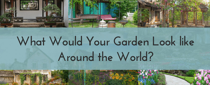 Gardening Trends around the World [Infographic] | ecogreenlove