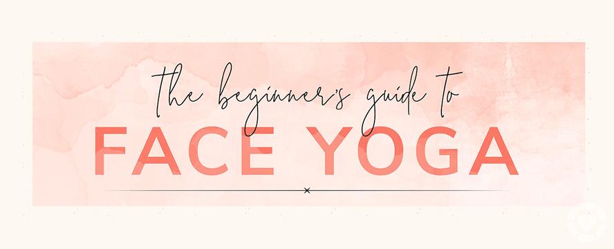 Face Yoga Exercises [Visual] | ecogreenlove