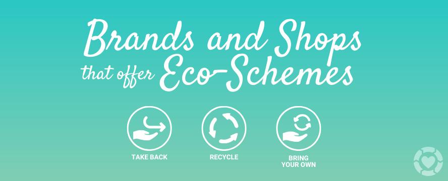 Brands that offer Eco-Schemes [eBook] | ecogreenlove