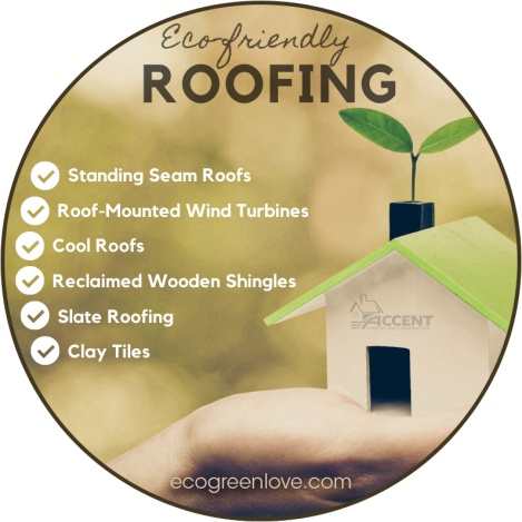 Eco-friendly Roofing options | ecogreenlove