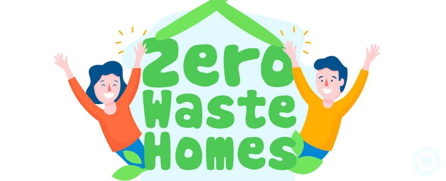 Zero Waste Homes [Infographic] | ecogreenlove