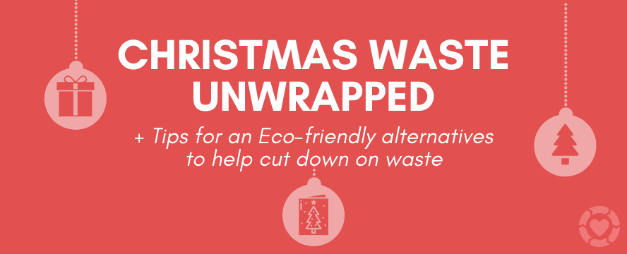 Christmas Waste Unwrapped in the UK [Infographic + Tips] | ecogreenlove