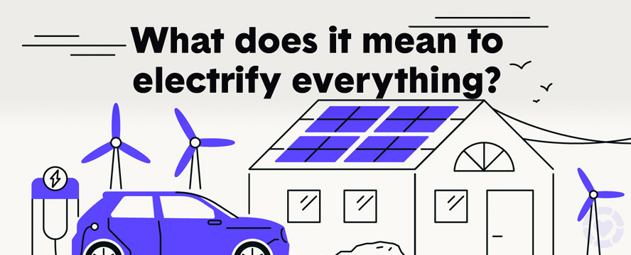 How Electrifying your Home can Help the Environment [Infographic]