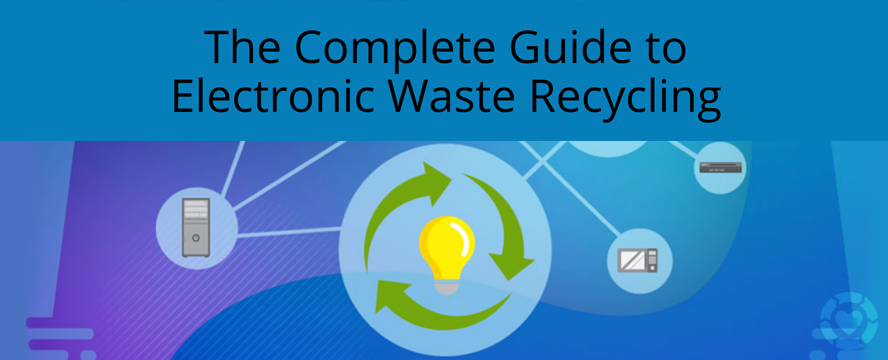 Guide to Electronic Waste Recycling [Visual] | ecogreenlove