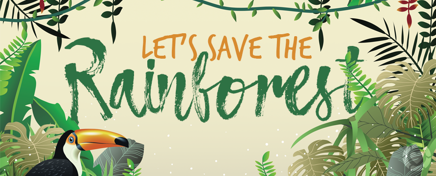 Save the Rainforests! [Tips] | ecogreenlove