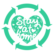 Stay Home, Stay Safe! | ecogreenlove