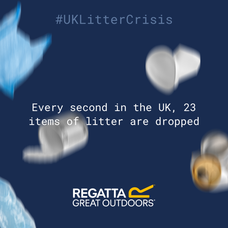 UK Litter Crisis | ecogreenlove