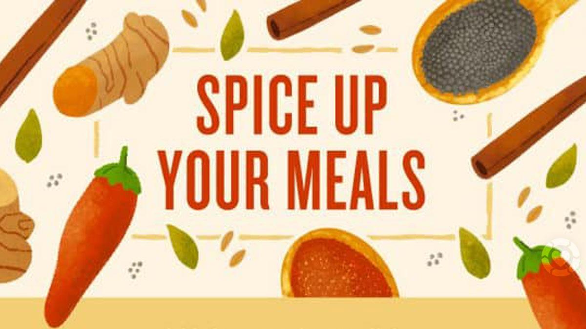 7 Flavorful Spices + Health Benefits [Visual] | ecogreenlove