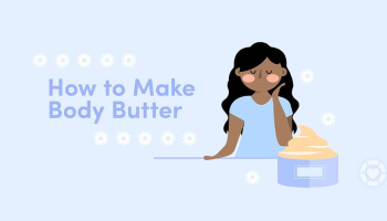 How to Make Body Butter [Visual] | ecogreenlove