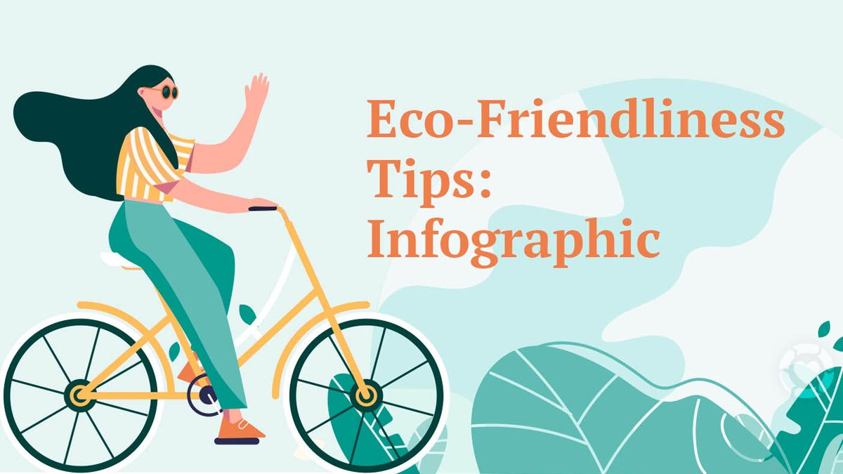 How to Be Sustainable in College: 18 Green Tips for Students [Infographic] | ecogreenlove