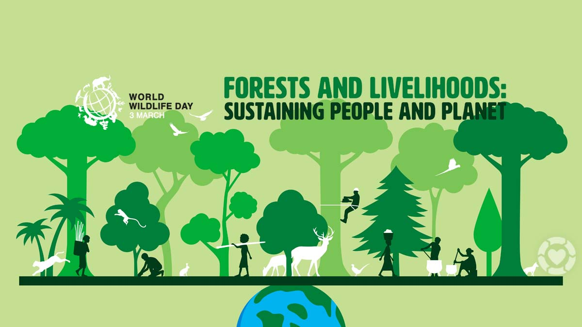WWD – Forests and Livelihoods: Sustaining People and Planet