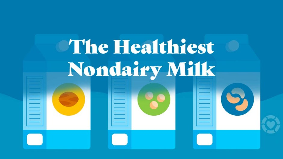 How to Choose the Healthiest Nondairy Drink | ecogreenlove