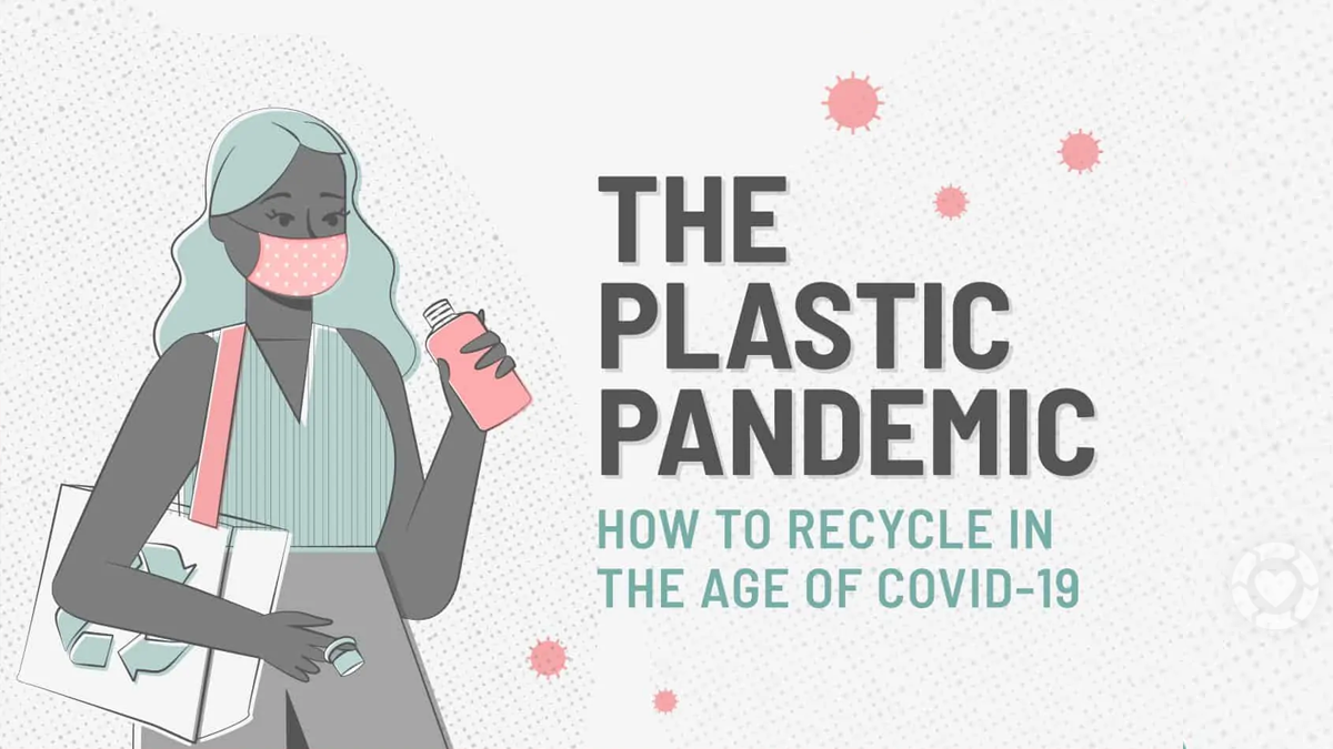 How to Recycle in the Age of COVID-19 [Visual] | ecogreenlove