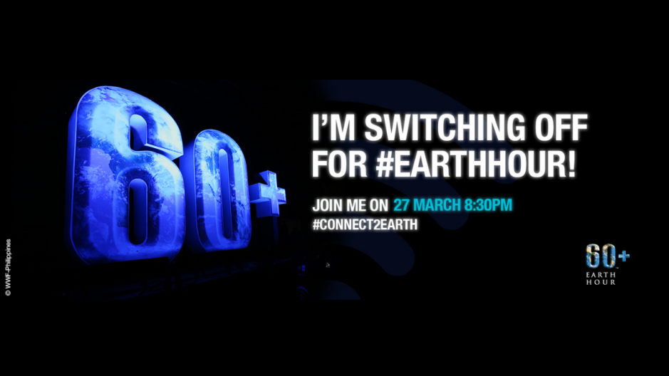 "Earth Hour ""Virtual Spotlight"" 