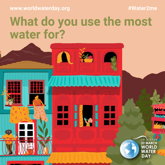 World Water Day • Valuing Water | ecogreenlove