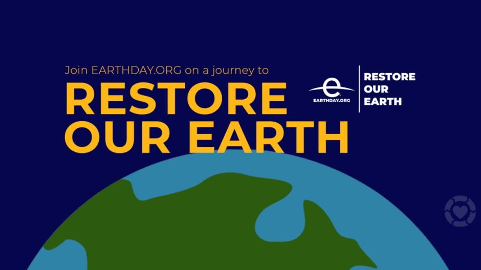 Earth Day: Restore our Earth [Quiz + Docus to watch] | ecogreenlove